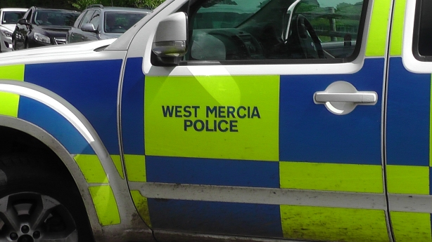 West Mercia Police - Money to burn!